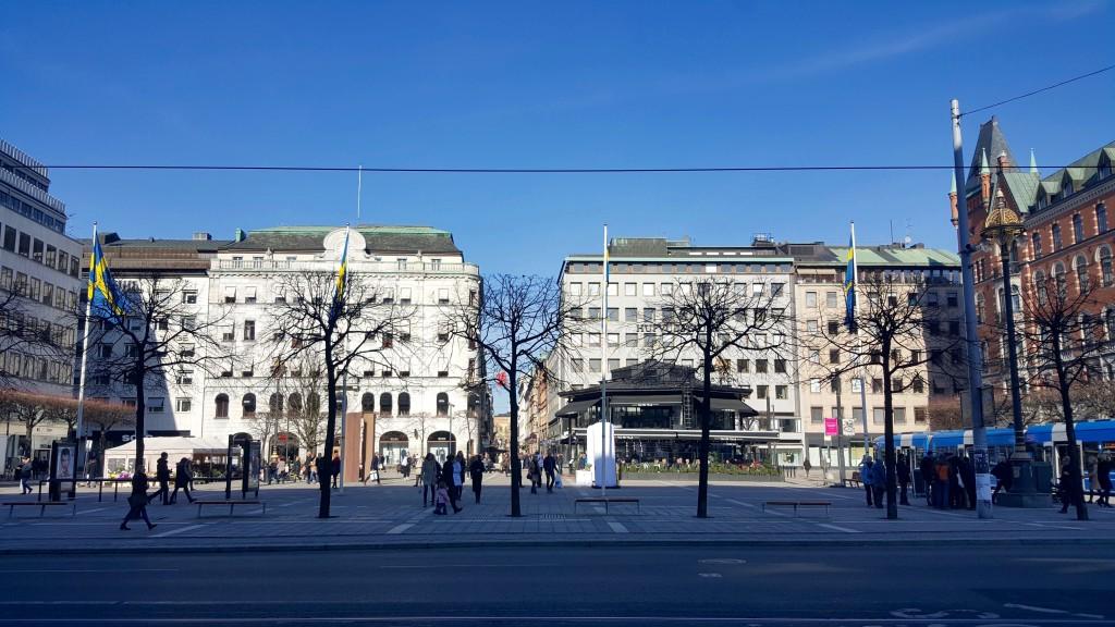 Stockholm spring 2016 av Ingemar Pongratz