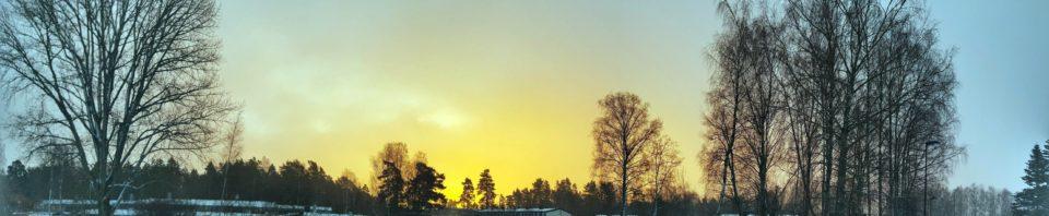Nacka Panorama by Ingemar Pongratz