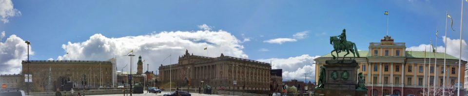 The Royal Castle and Parliament House By Ingemar Pongratz