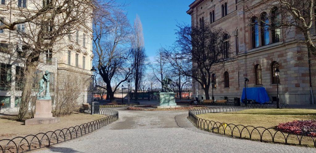 Stockholm Spring 2019 by Ingemar Pongratz