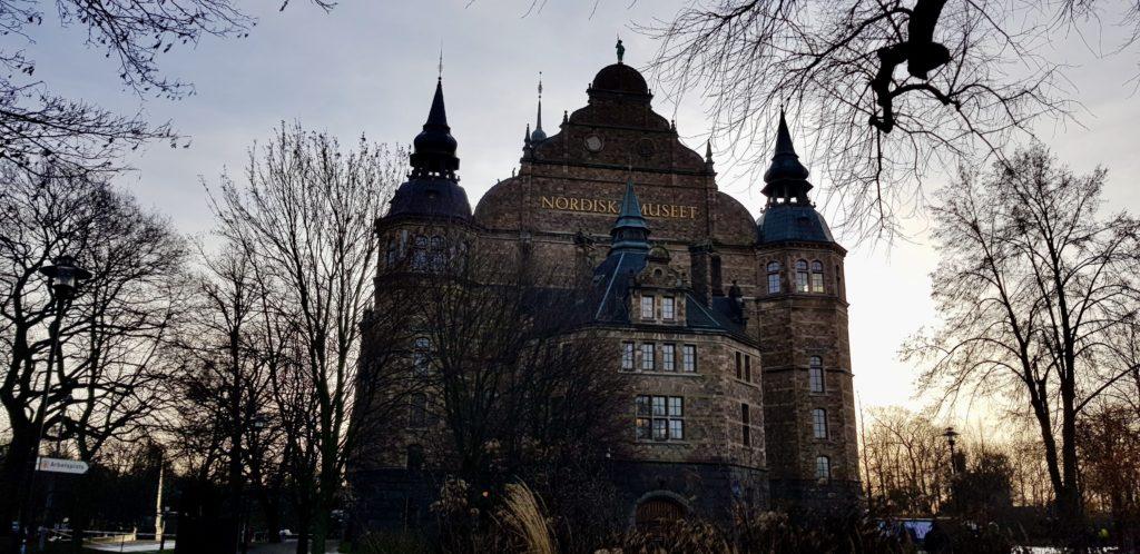Nordic Museum by Ingemar Pongratz