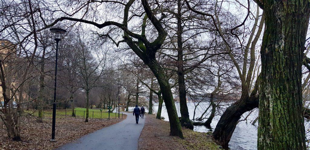 Stockholm walk by Ingemar Pongratz